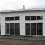 Fasad från söder